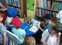 Więcej o: Przedszkolaki w ocieckiej bibliotece
