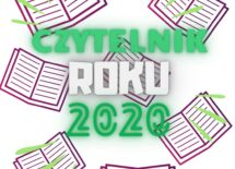 Więcej o: Czytelnik Roku 2020